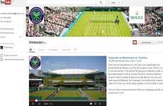 Wimbledon 2013 en vivo en YouTube (canal oficial)