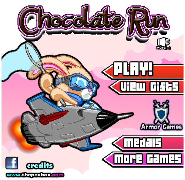 Armor Game : Chocolate Run