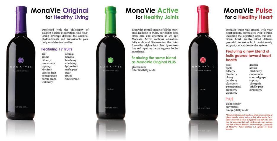 Is Monavie the Leading Acai Berry Juice Provider