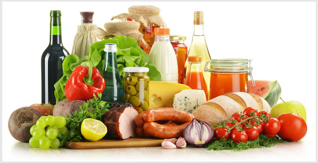 Eat Right: Take Healthy Balanced Diet