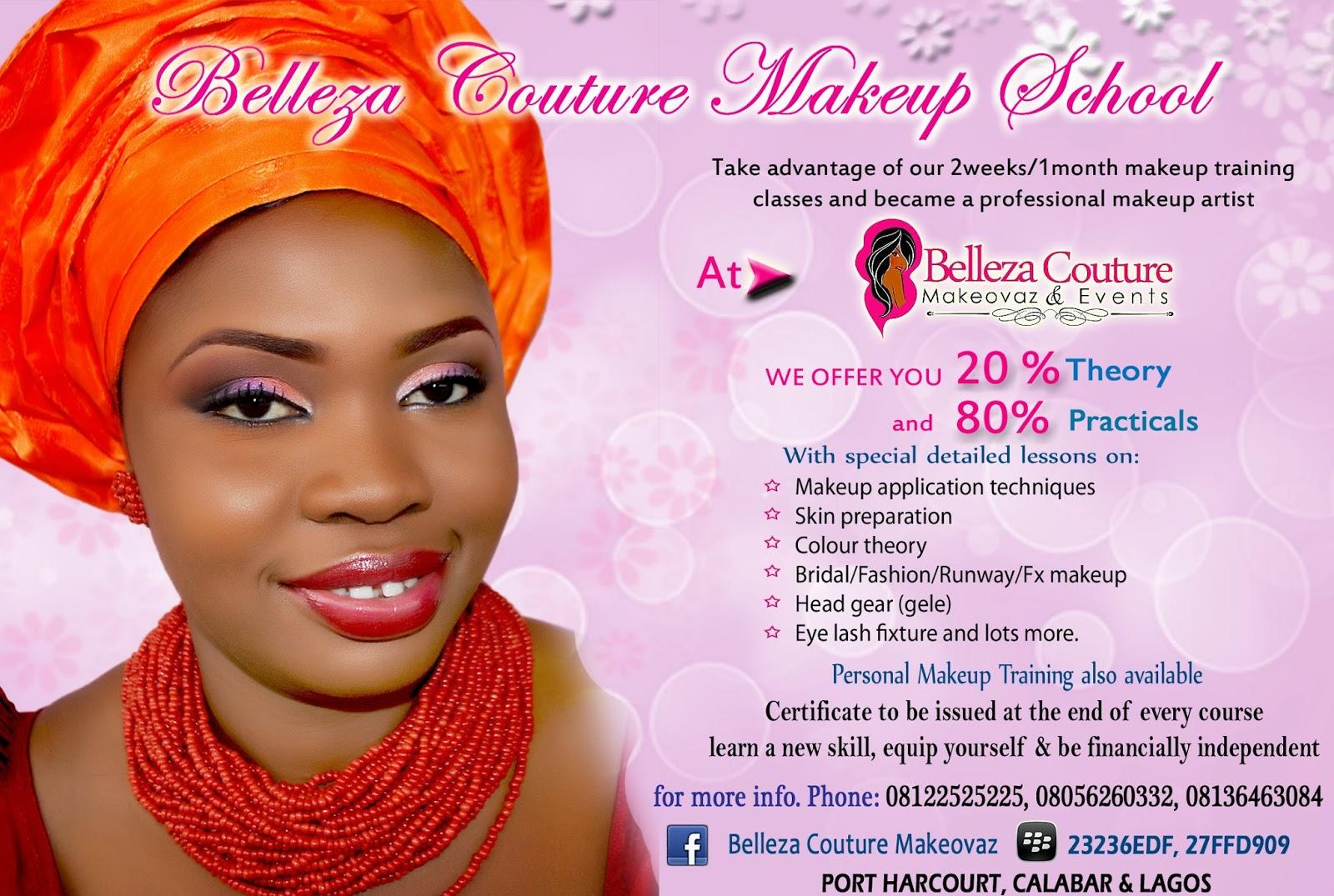 Makeup Courses | Courses In London, Paris, Dubai & New ...