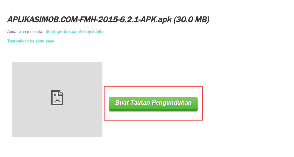 CARA DOWNLOAD DI UPTOBOX