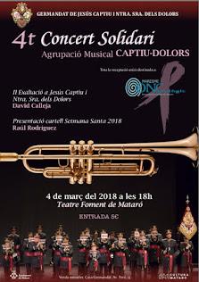 Marcador 4t. Concert Solidari