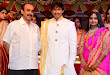 Gopichand Reshma Wedding Reception photos stills gallery