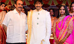 Gopichand Reshma Wedding Reception photos stills gallery-thumbnail