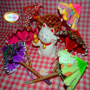 Origami Payung Tradisional Jepang