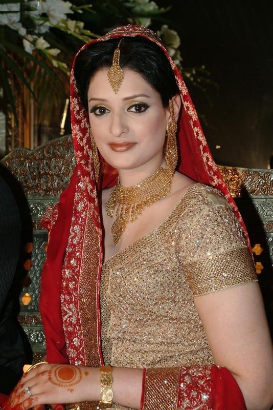 Paki Fashion 2012: Bridels