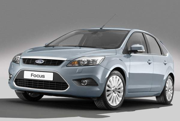 New ford focus 2011