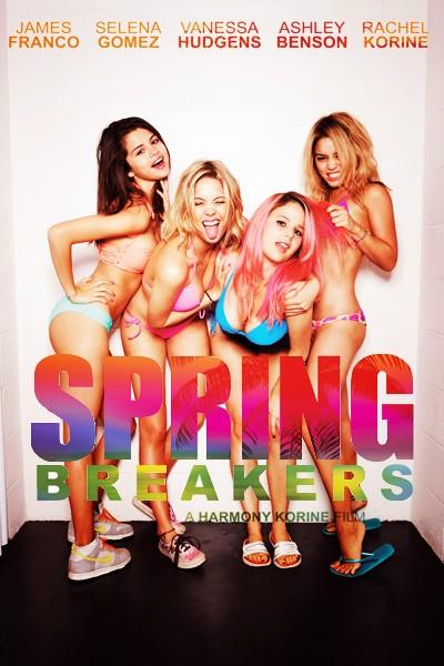 spring breakers (2013) movie trailer