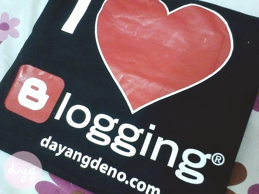 Baju I ❤ Blogging