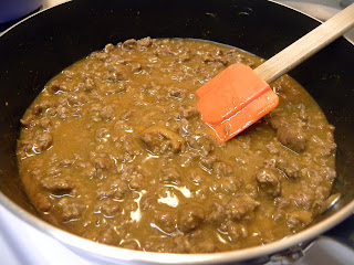 Homemade Beef Stroganoff - Gravy Mix