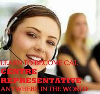 Learn to become call centre agent for huge returns worldwide