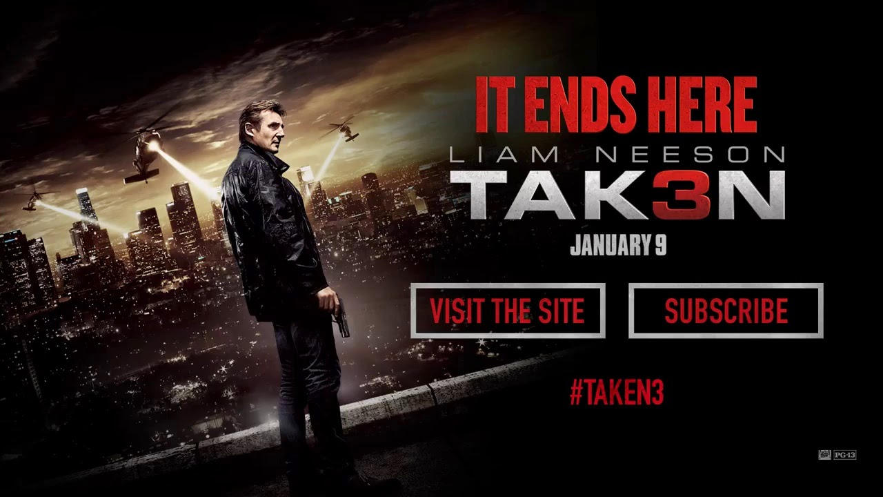 Movie Wallpaper HD: Taken 3 (2015) Movie Poster & Wallpapers