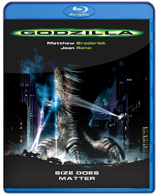 godzilla 1998 mastered in 4k latino Godzilla (1998) Mastered In 4k Latino
