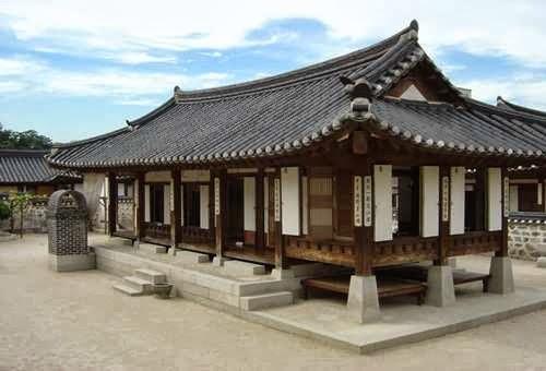 Download  Rumah Minimalis Ala Korea Konsep Desain Modern DiCampur