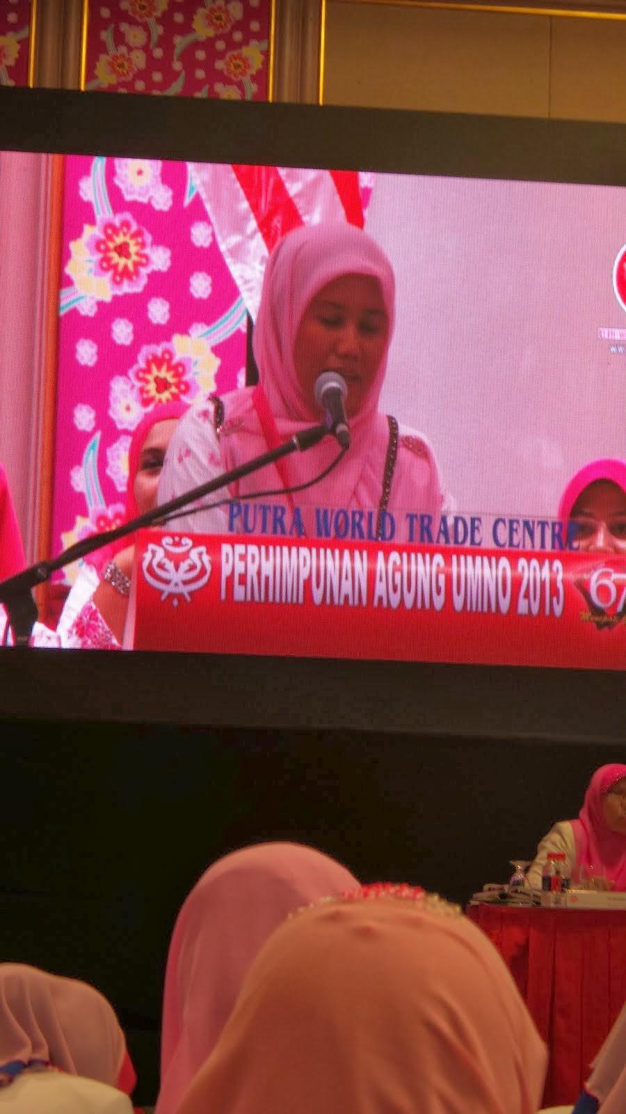 Ketua Puteri UMNO Bahagian Arau