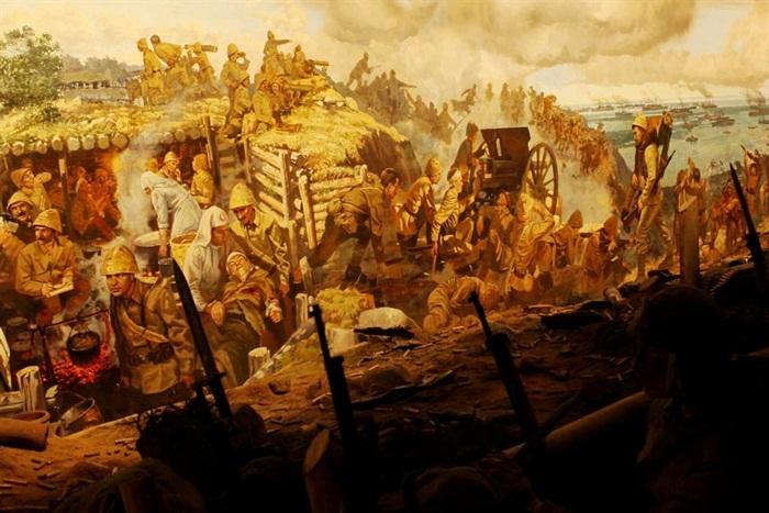 Çanakkale, Sakarya ve Büyük Taarruz Panoramaları
