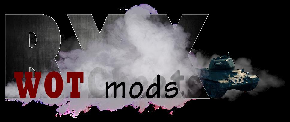 RyxWaer World of Tanks mods