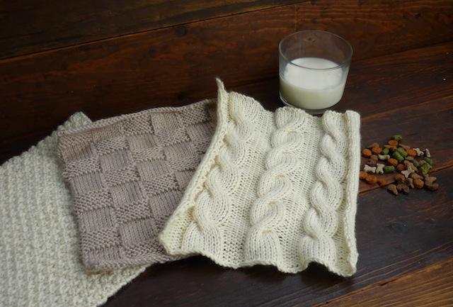 belette un coussin tricot pour cl o pisode 3. Black Bedroom Furniture Sets. Home Design Ideas
