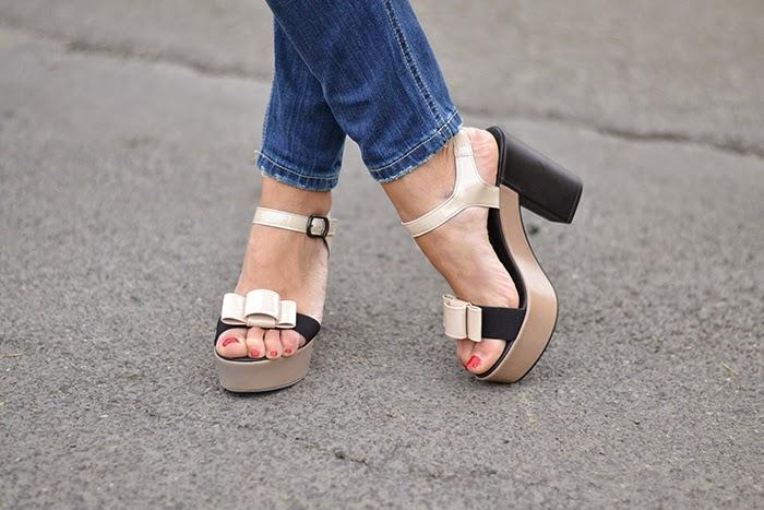 sandali fiocco rapisardi