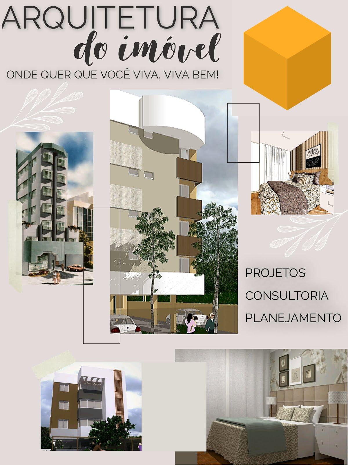 arquitetura do imóvel