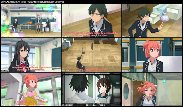 Yahari Ore no Seishun Love Comedy wa Machigatteiru