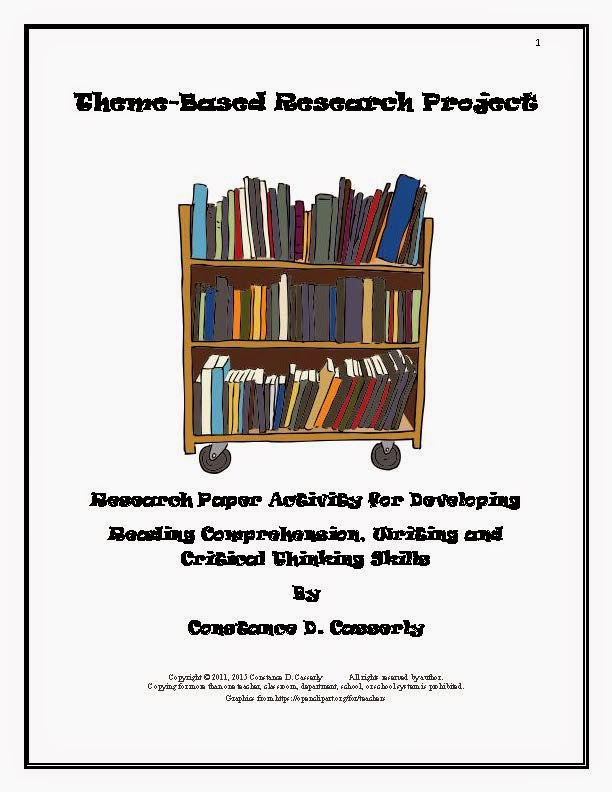 High School Research Project: Theme-Based
