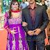 Vandana Srikanth Purple Salwar