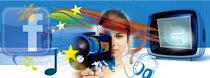UE pe site-urile de socializare