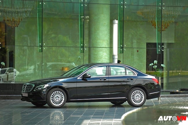 Mercedes-Benz C 250 Exclusive 2015