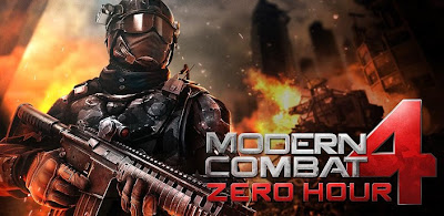 Modern combat 4: Zero Hours free download