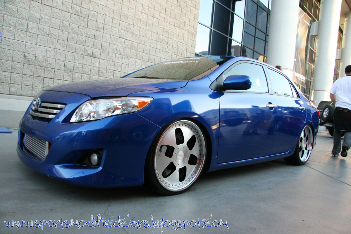 Modified Toyota Corolla Rxi Cars Pictures