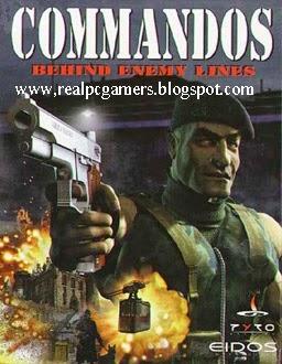 Commandos 1 Free Download