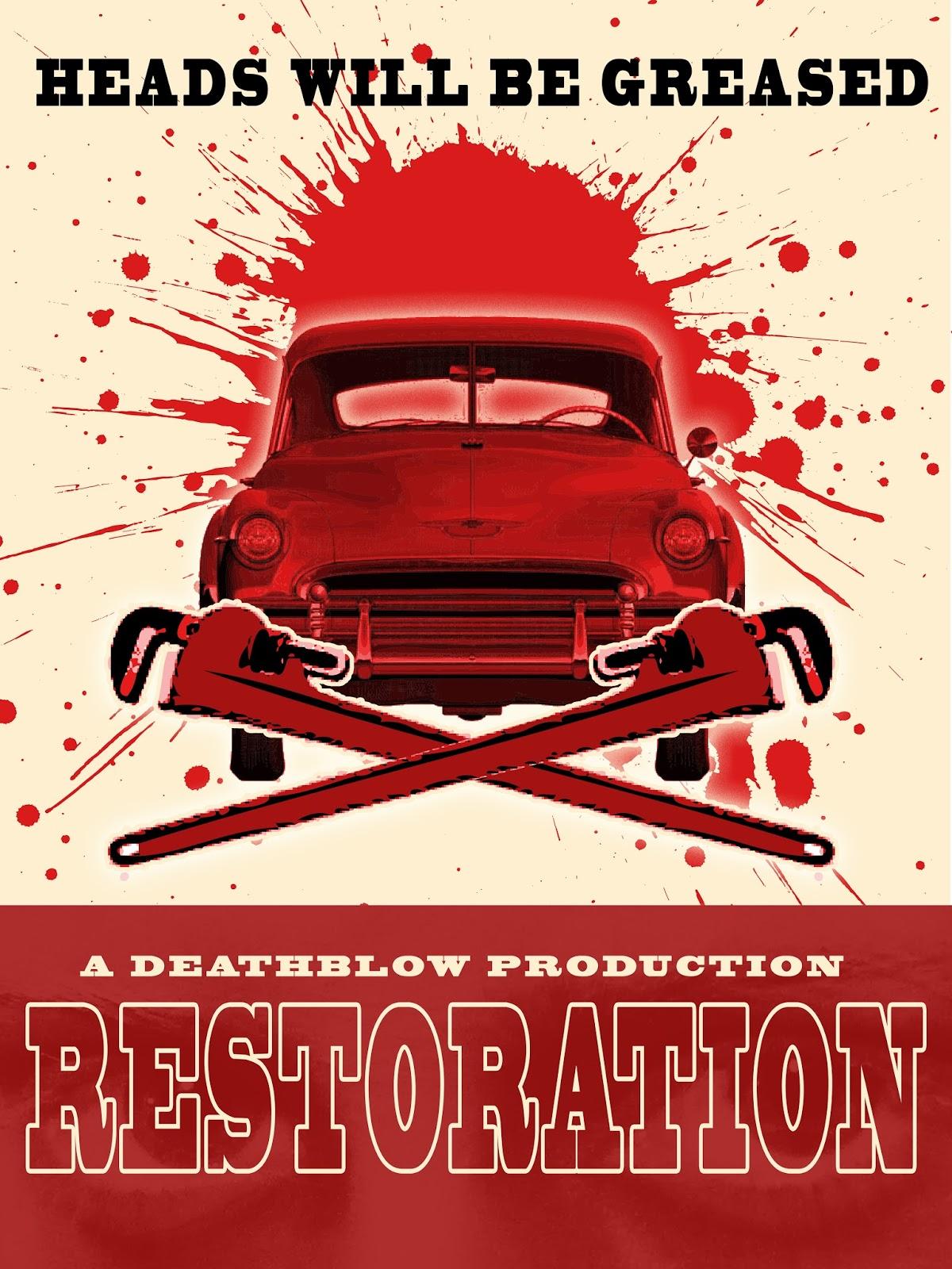 """Poster for """"Restoration"""""""