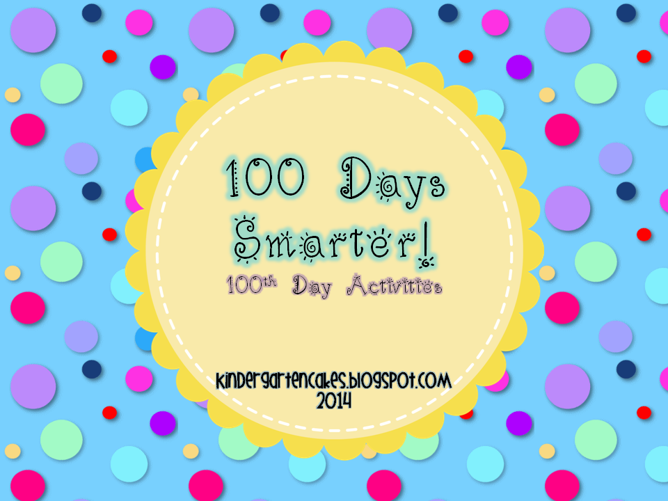 http://www.teacherspayteachers.com/Product/100-Days-Smarter-100th-Day-Activities-1072452