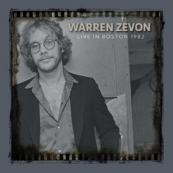 Warren Zevon -Simple Man Simple Dream-Live In Boston 1982