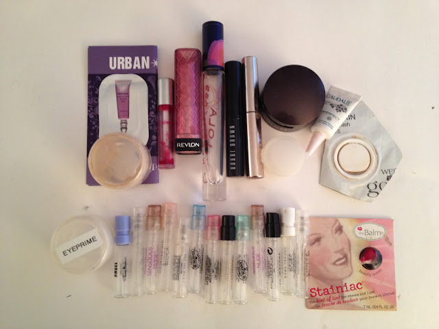 Makeup & Perfume Empties
