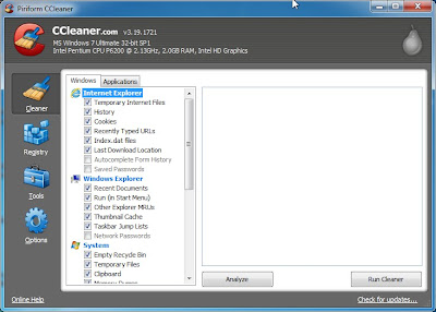 CCleaner Professional 3.19.1721 Incl Crack