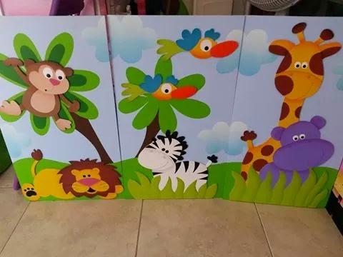 Decoraciones country decoracion de cuartos de bebe - Decoraciones para bebes ...