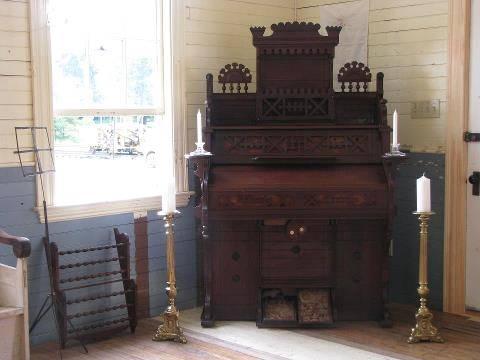 Edith Quimby's Organ