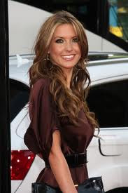 Audrina patridge light hair
