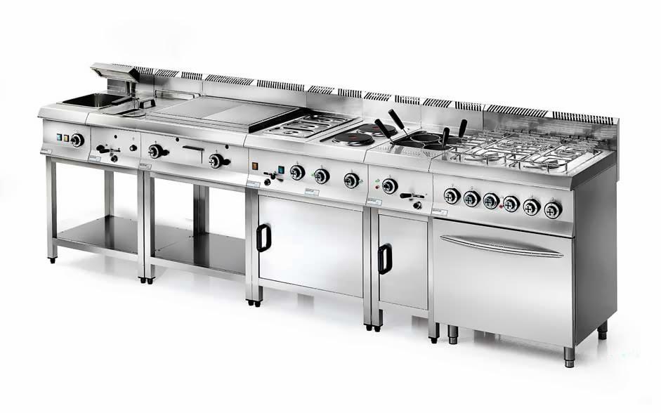 Degart forniture di attrezzature e macchinari per - Cucine professionali per ristoranti ...