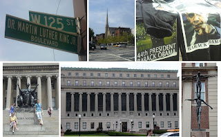 Barrio negro de Harlem, Universidad de Columbia