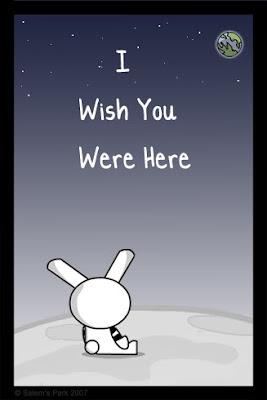 ... Wish You Were Here