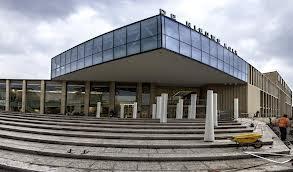 Kunstforum noord nieuws perspectief voor kunstsalon assen - Eigentijdse design ingang ...