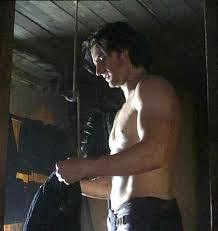 Richard Armitage topless