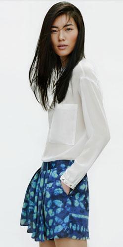 shorts primavera verano 2012