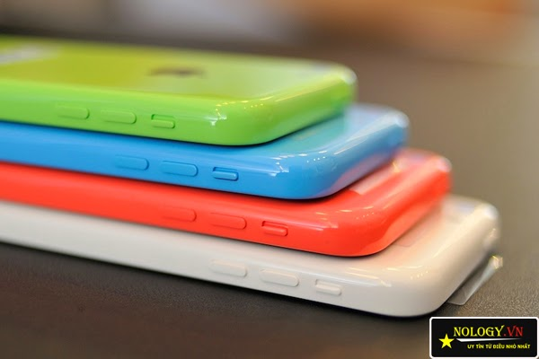 Điện thoại Iphone 5c cũ