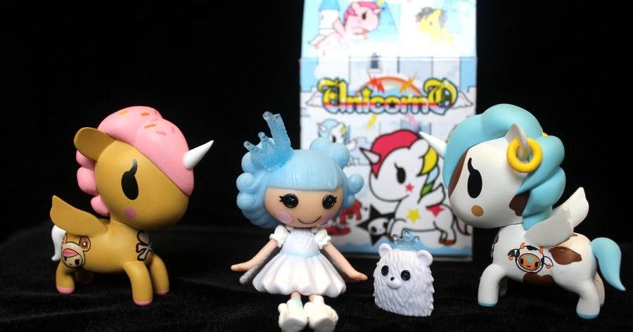 dollypanic   tokidoki unicorns  lalaloopsy and my little pony