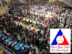 DOLE supervises 65 job fairs nationwide on Labor Day (May 1, 2014)